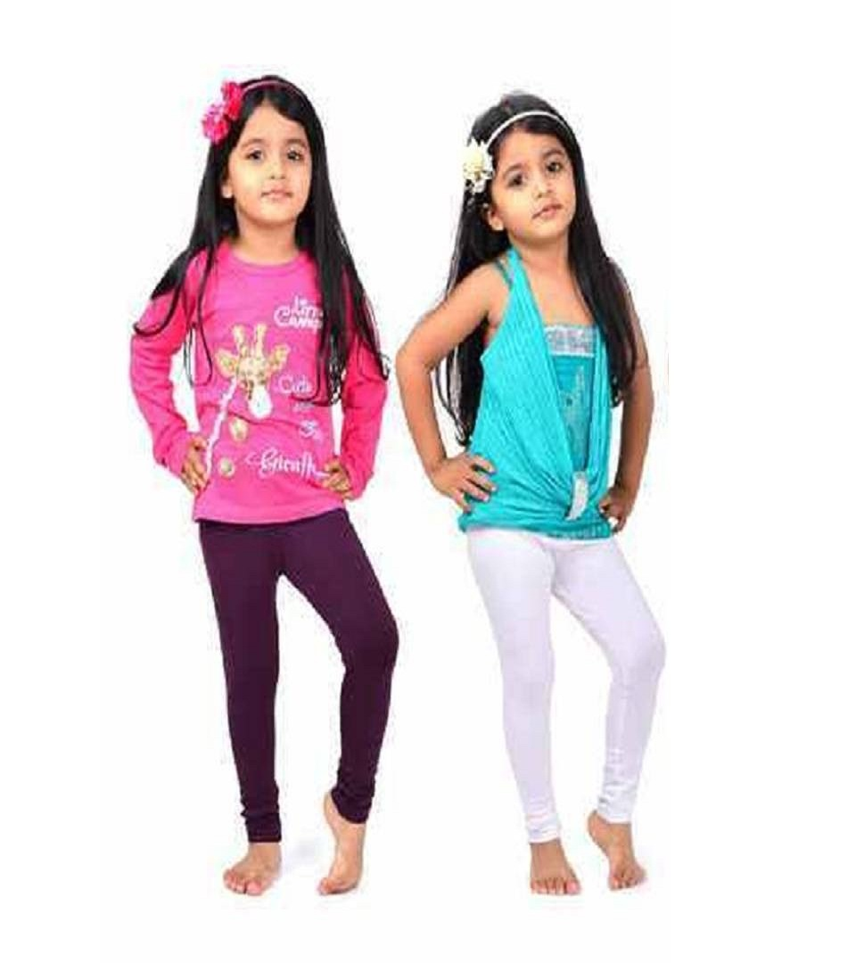 Kids Leggings 2 Color Combo